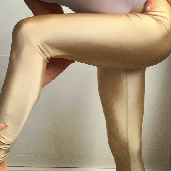 Men's Champagne Performance Tight